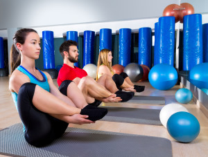 Pilates-Fitness Nation