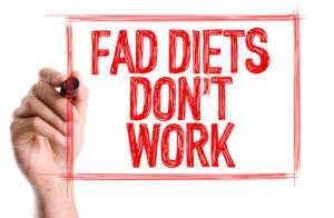 Why Fad Diet Don't Work, And What to Do Instead Fitness Nation Bedford