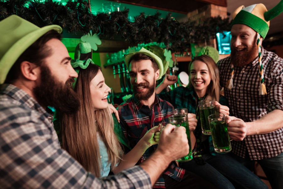 Healthy Ways to Celebrate St. Patrick's Day | Fitness Nation Arlington