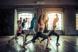 Benefits of Group Classes - Fitness Nation