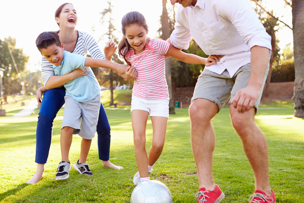 Family Health & Fitness Day USA is September 28th - Fitness Nation
