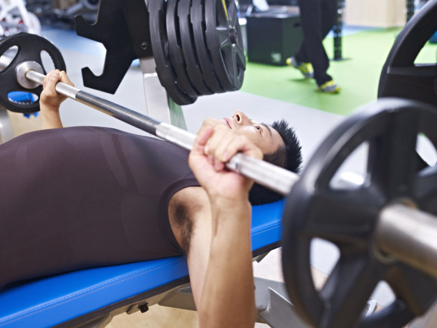 The Importance of Breathing When Lifting Weights - Fitness Nation
