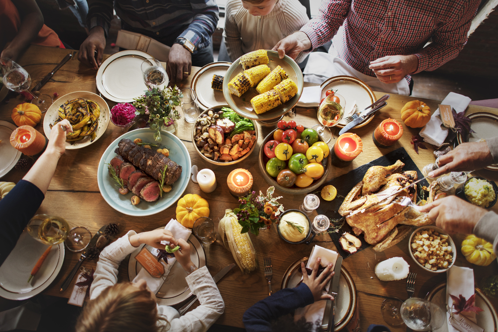 Staying Healthy This Thanksgiving - Fitness Nation