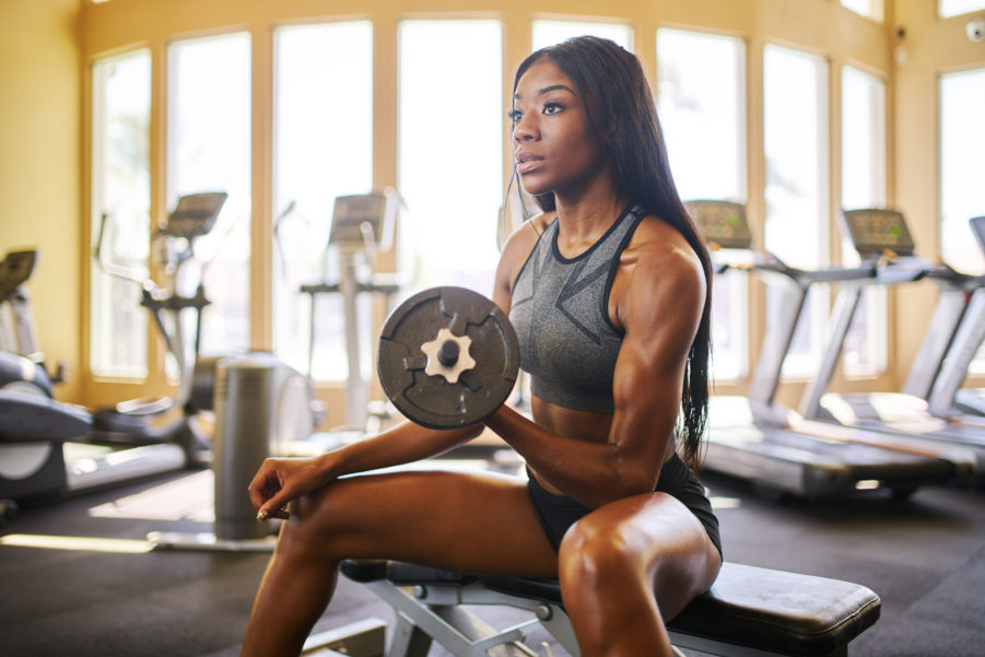 Lifting Weights vs. Cardio - Fitness Nation