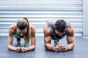 Fun Couples Exercises for Valentine's Day - Fitness Nation