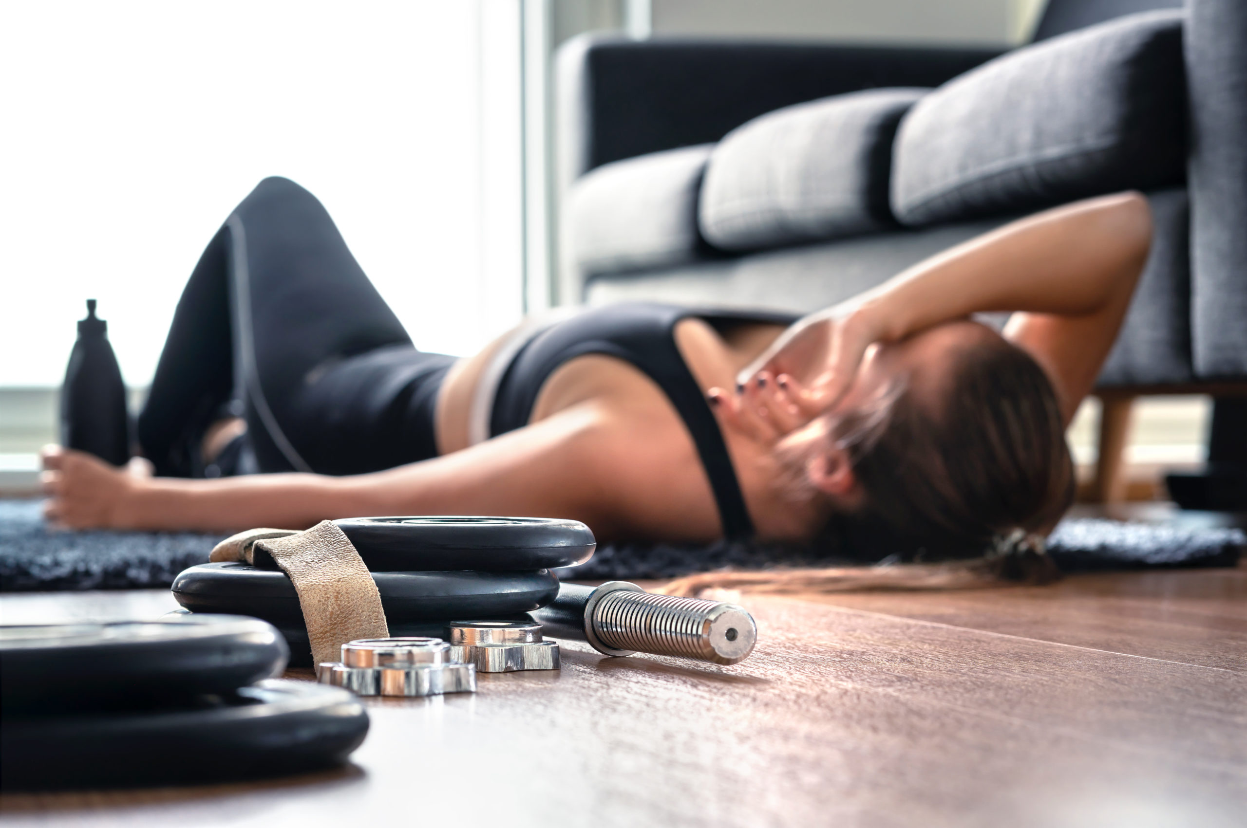 How to Know If You're Overtraining - Fitness Nation