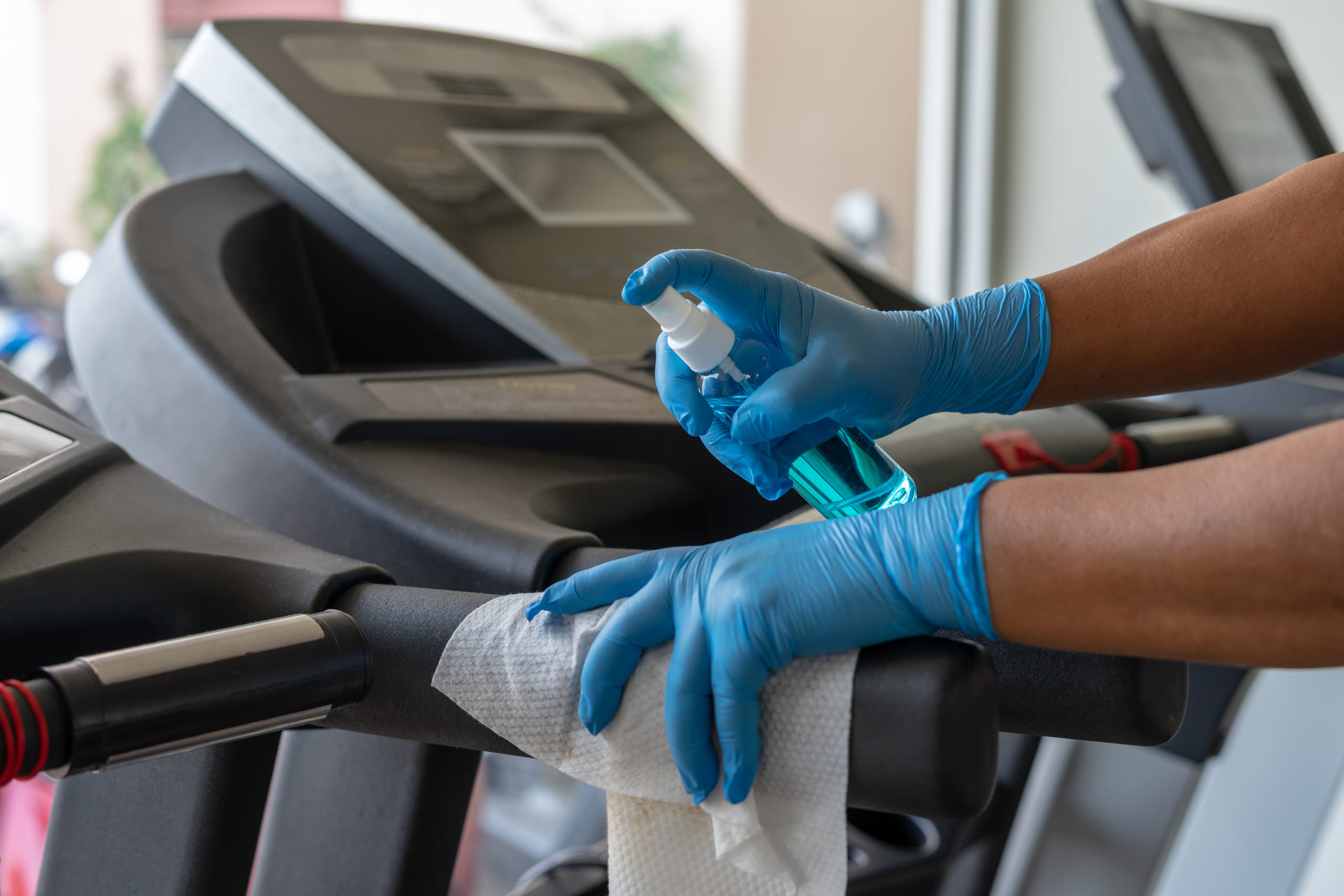 Practicing Good Hygiene in the Gym - Fitness Nation