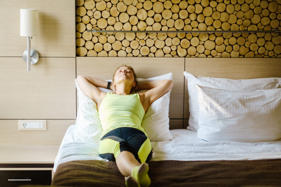 The Importance of a Rest Day - Fitness Nation